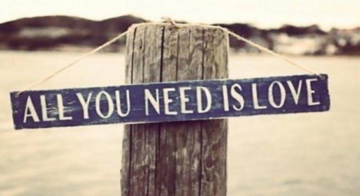 ¿Es el amor de verassuficiente?
